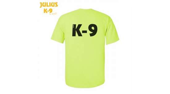 Picture of Julius-K9® Polo Shirt - Neon, Size:M