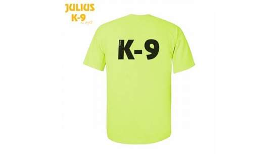 Picture of Julius-K9® Polo Shirt - Neon, Size:L