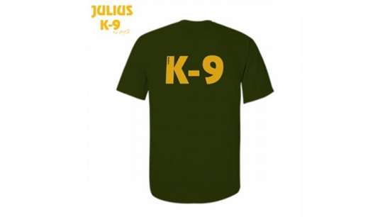 Picture of Julius-K9® Polo Shirt - Olive Green, Size:M
