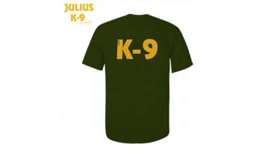 Picture of Julius-K9® Polo Shirt - Olive Green, Size:L