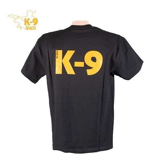 Picture of Julius-K9® Polo Shirt - Black, Size:3XL