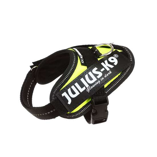 Picture of Julius-K9 IDC® Powerharness, UV Neon, Size Baby 1