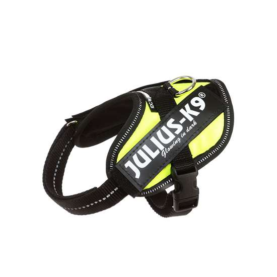 Picture of Julius-K9 IDC® Powerharness, UV Neon, Size Baby 2