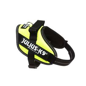 Picture of Julius-K9 IDC® Powerharness, UV Neon, Size Mini