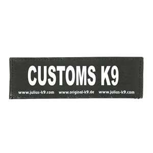 Picture of CUSTOMS K9 (162LR-K-55471)