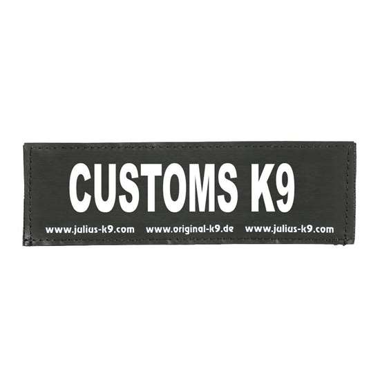 Picture of CUSTOMS K9 (162LR-K-55471)