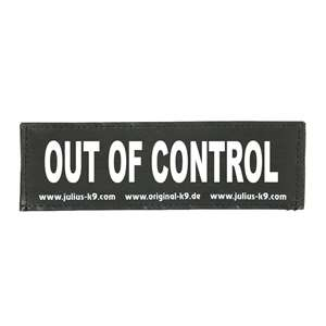 Picture of OUT OF CONTROL (162LR-K-37156)