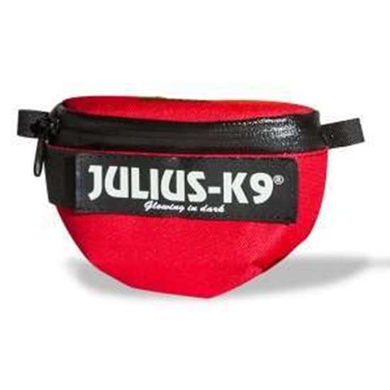 Picture of Julius-K9 IDC® Universal Sidebag, Size: Mini - 4 - red