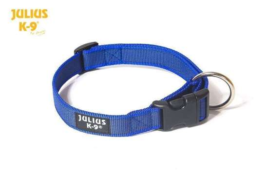 Picture of Color&Gray collar - 25mm/0.98in - blue