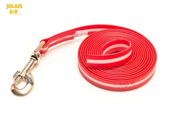 Picture of IDC Lumino Leash 3m/9.8ft - Red (216IDC-L-R-3)