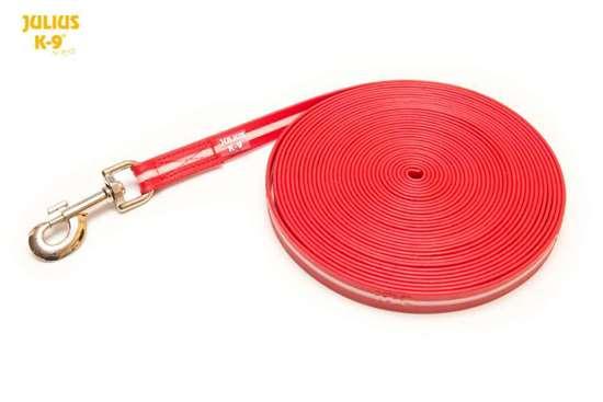 Picture of IDC Lumino Leash 7.5m/24.6ft - Red (216IDC-L-R-7,5)