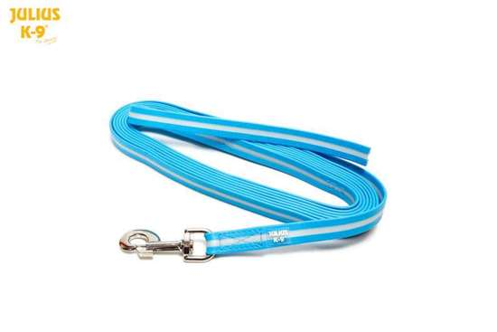 Picture of IDC Lumino Leash - with handle - 5m/16.4ft - Aquamarine (216IDC-L-AM-5S)