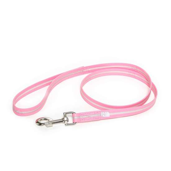 Picture of IDC Lumino Leash - with handle - 1m/3.3ft - Pink (216IDC-L-PN-1S)