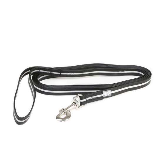 Picture of IDC Lumino Leash - with handle - 2m/6.56ft - Black (216IDC-L-P-2S)