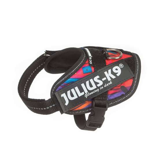 Picture of Julius-K9 IDC® Powerharness, Psycho Canis, Size Baby 2