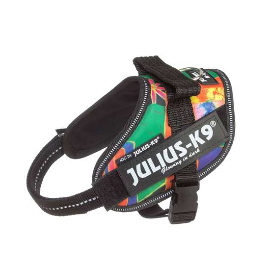 Picture of Julius-K9 IDC® Powerharness, Reggae Canis, Size Mini-Mini