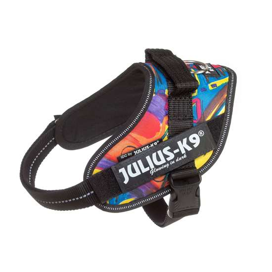 Picture of Julius-K9 IDC® Powerharness, Psycho Canis, Size Mini