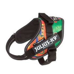 Picture of Julius-K9 IDC® Powerharness, Reggae Canis, Size Mini