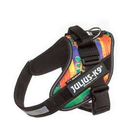 Picture of Julius-K9 IDC® Powerharness, Reggae Canis, Size 0