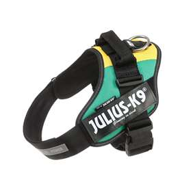 Picture of Julius-K9 IDC® Powerharness, Africa Style, Size 0