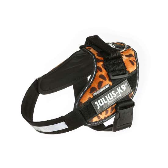 Picture of Julius-K9 IDC® Powerharness, Leopard, Size 0