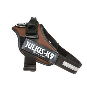 Picture of Julius-K9 IDC® Powerharness, Chocolate brown, Size 1