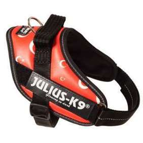 Picture of Julius-K9 IDC® Powerharness, Turkish flag, Size 1