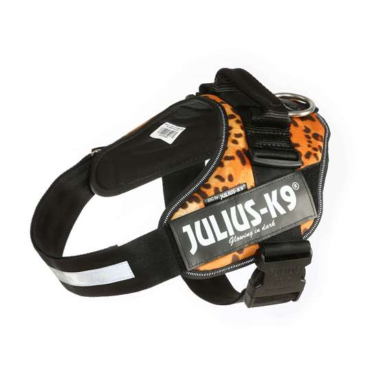 Picture of Julius-K9 IDC® Powerharness, Leopard, Size 1