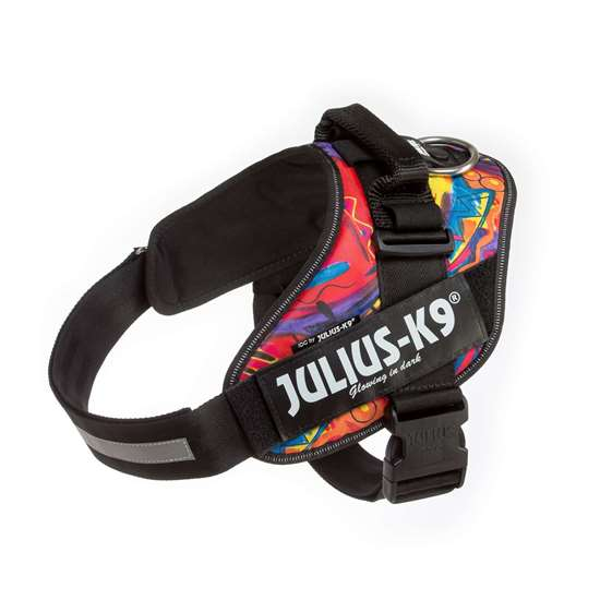 Picture of Julius-K9 IDC® Powerharness, Psycho Canis,  Size 2