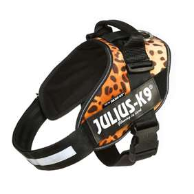 Picture of Julius-K9 IDC® Powerharness, Leopard,  Size 2