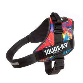 Picture of Julius-K9 IDC® Powerharness, Psycho Canis, Size 4
