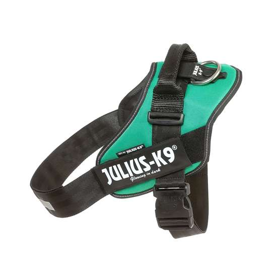Picture of Julius-K9 IDC® Powerharness, Grass Green, Size 4