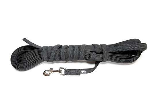 Picture of Julius-K9 Color & Gray Super Grip leash - 15 m - Without handle
