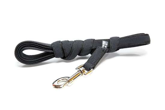 Picture of Julius-K9 Color & Gray Super Grip leash - 3 m - Without handle - 20mm wide