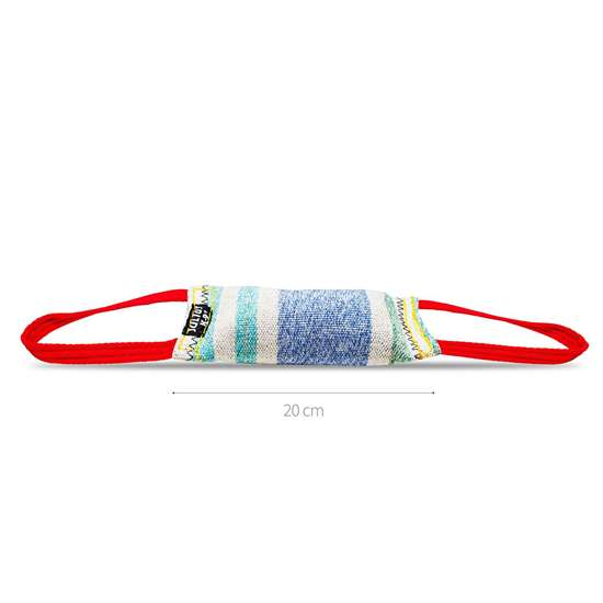 Picture of Julius-K9 Tug - Cotton/Nylon - 20x5,5 cm - Sewn Inside - 2-handle