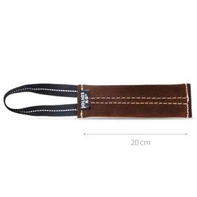 Picture of Julius-K9 Tug - Leather - 20 cm - Sewn Inside