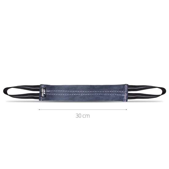 Picture of Julius-K9 Tug - Leather - 30 cm - Sewn Inside - 2-handle