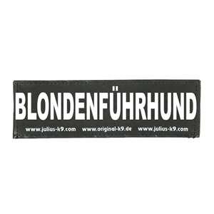 Picture of BLONDENFÜHRHUND (162LR-K-35251)