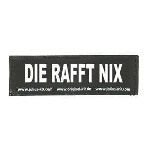 Picture of DIE RAFFT NIX (162LR-K-35572)