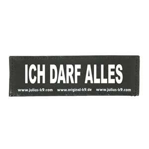 Picture of ICH DARF ALLES! (162LR-K-36371)