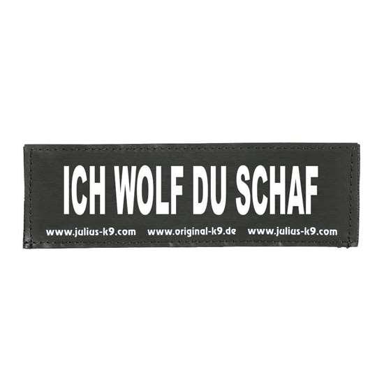 Picture of ICH WOLF DU SCHAF (162LR-K-36418)