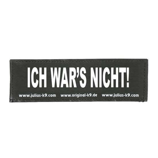Picture of ICH WARS NICHT! (162LR-K-36401)