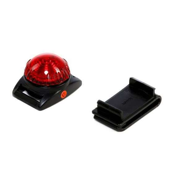 Picture of LED blinker - Red