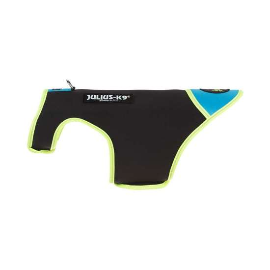Picture of Aquamarine, L IDC® neoprene dog jacket