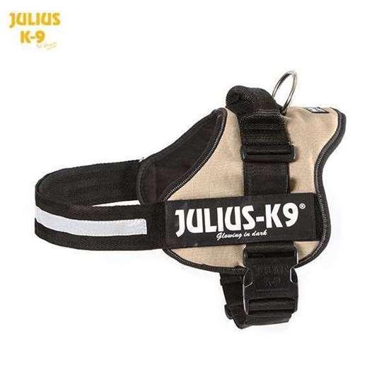 Julius-K9 harness beige size 0