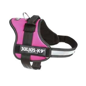 Picture of K9 Powerharness, Color Dark Pink, Size 0