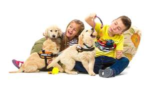 Kids & Dogs - The Beginning of a Beautiful Friendship