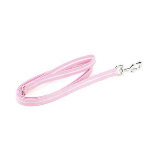 Picture of IDC Lumino Leash - with handle - 1.2m/3.9ft - Pink (216IDC-L-PN-1,2S)